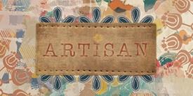 Artisan Fabric Collection by Pat Bravo