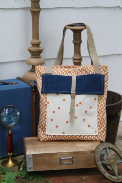 Locked Handbag by AGF Studio