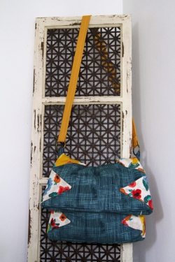 Reflected Handbag by AGF Studio