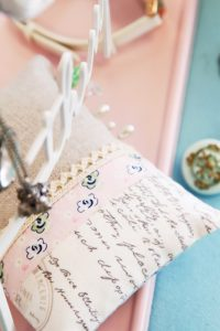 Paperie Jewelry Bag