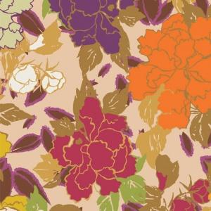 cotton floral fabric