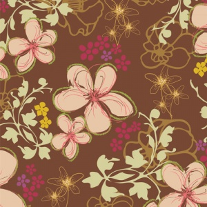 floral cotton fabric