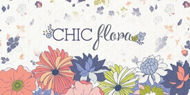Chic Flora Fabric Collection