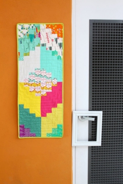 Colorcraze Table Runner by AGF Studio