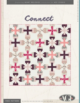 Connect Quilt by AGF Studio