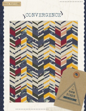 Convergence Quilt by AGF Studio