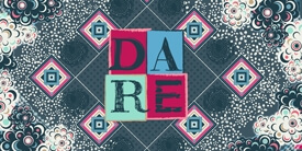 Dare Fabric Collection by Pat Bravo