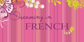 Dreaming in French Fabric Collection by Pat Bravo