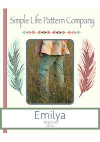 Emilya Skinny Pants By Simple Life Company