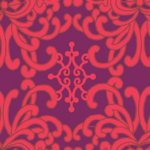Purple fabric, cotton fabric, quilting fabric