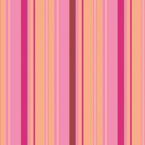 pink striped fabric, cotton fabric, quilting fabric