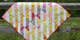 Baby Bows Quilt