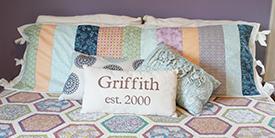 Decorative Body Pillow