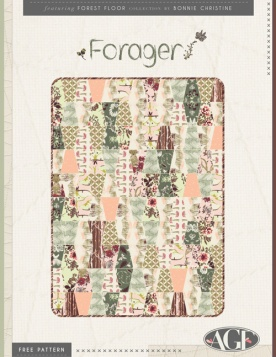 Forager Quilt by Bonnie Christine