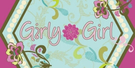 Girly Girl Fabric Collection by Pat Bravo