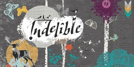 Indelible Fabric Collection by Katarina Roccella