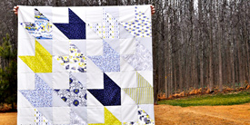 Lap of Luxe Quilt