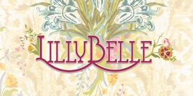 LillyBelle Fabric Collection by Bari J.