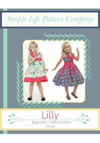 Lilly's Lapel Party Dress By Simple Life Company
