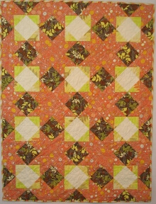 One, Two, Buckle My Shoe By Vanilla Latte Quilts