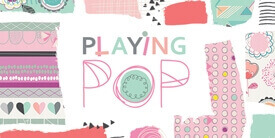 Playing Pop Fabric Collections