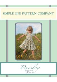 Paisley Peplum Top & Dress By Simple Life Company