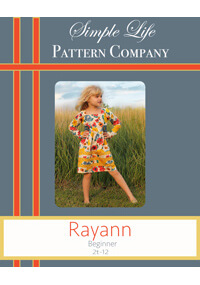 Rayann's Retro Dress & Top By Simple Life Company