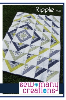 Ripple By Sew Many Creations