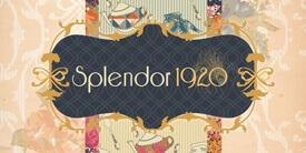 Splendor 1920 Fabric Collection by Bari J.
