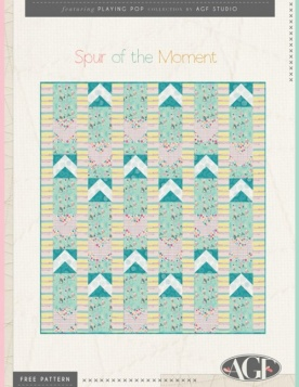 Spur of the Moment by AGF Studio
