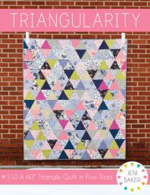 Triangularity By Jeni Baker