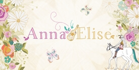 Anna Elise Fabric Collection by Bari J.