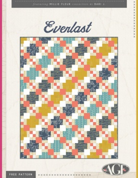 Everlast Quilt by AGF Studio