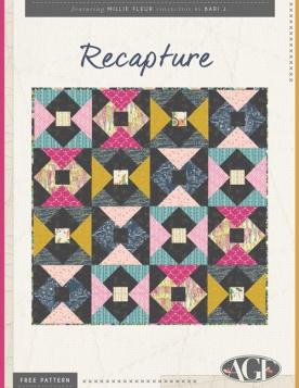 Recapture Quilt by AGF Studio