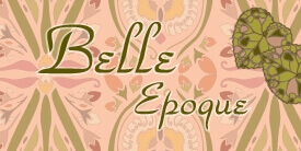 Belle Epoque Fabric Collection by Pat Bravo