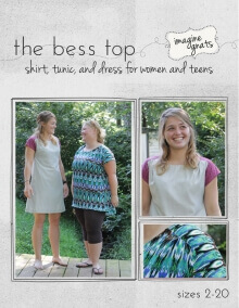 The Bess Top By Imagine Gnats
