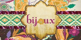 Bijoux Fabric Collection by Bari J.