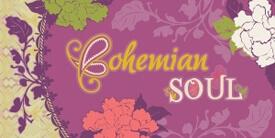 Bohemian Soul Fabric Collection by Pat Bravo