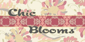 Chic Blooms Fabric Collection by Pat Bravo