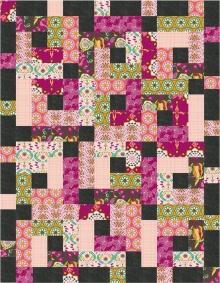 Confetti Toss By EvaPaige Quilt Designs