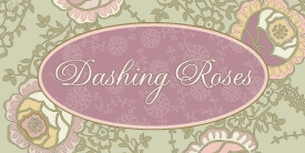 Dashing Roses Fabric Collection by Pat Bravo