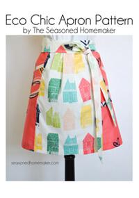 Eco Chic Apron By Seasoned Homemaker
