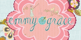 Emmy Grace Fabric Collection by Bari J.