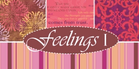 Feelings I Fabric Collection by Pat Bravo