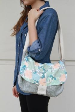 Floral Daydream Bag by AGF Studio