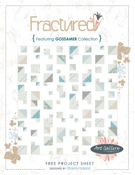 Fractured Quilt by Sharon Holland