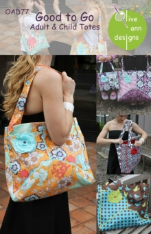 Good to Go By Olive Ann Designs