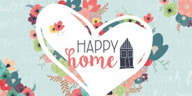 Happy Home Fabric Collection