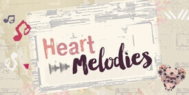 Heart Melodies Fabric Collection
