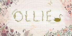 Hello Ollie Organics Fabric Collection